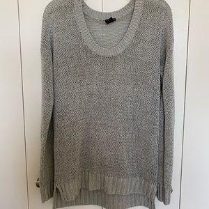 Club Monaco Metallic Sweater